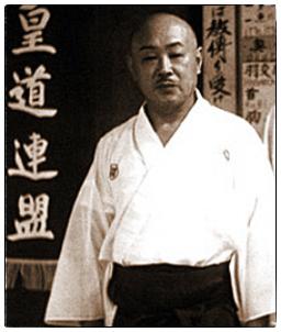 Окуяма Рюхо - основатель Хакко рю дзю-дзюцу