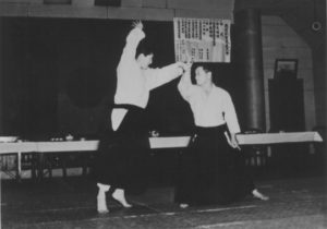 Takuma Hisa. Takumakai Daitoryu.