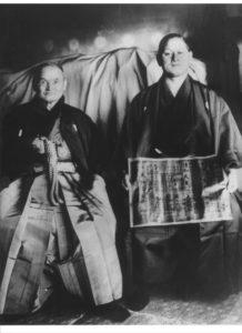 Сокаку Такэда и Хиса Такума