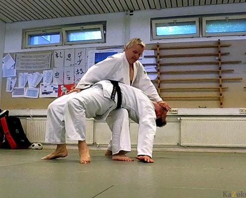 Техника Дайто рю айкидзюдзюцу Такумакай
