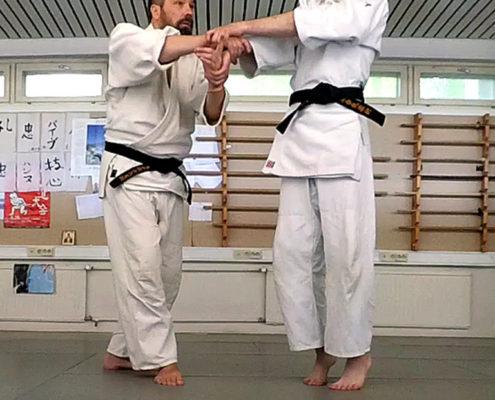 Дайто рю айкидзюдзюцу Такумакай