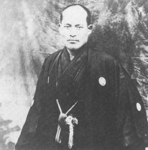 Морихеи Уэсиба на Хоккайдо, 1918