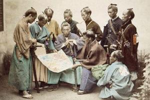 Samurai Satsuma, Boshin War.