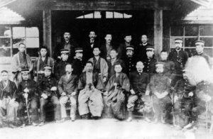 Сокаку Такэда, 1912
