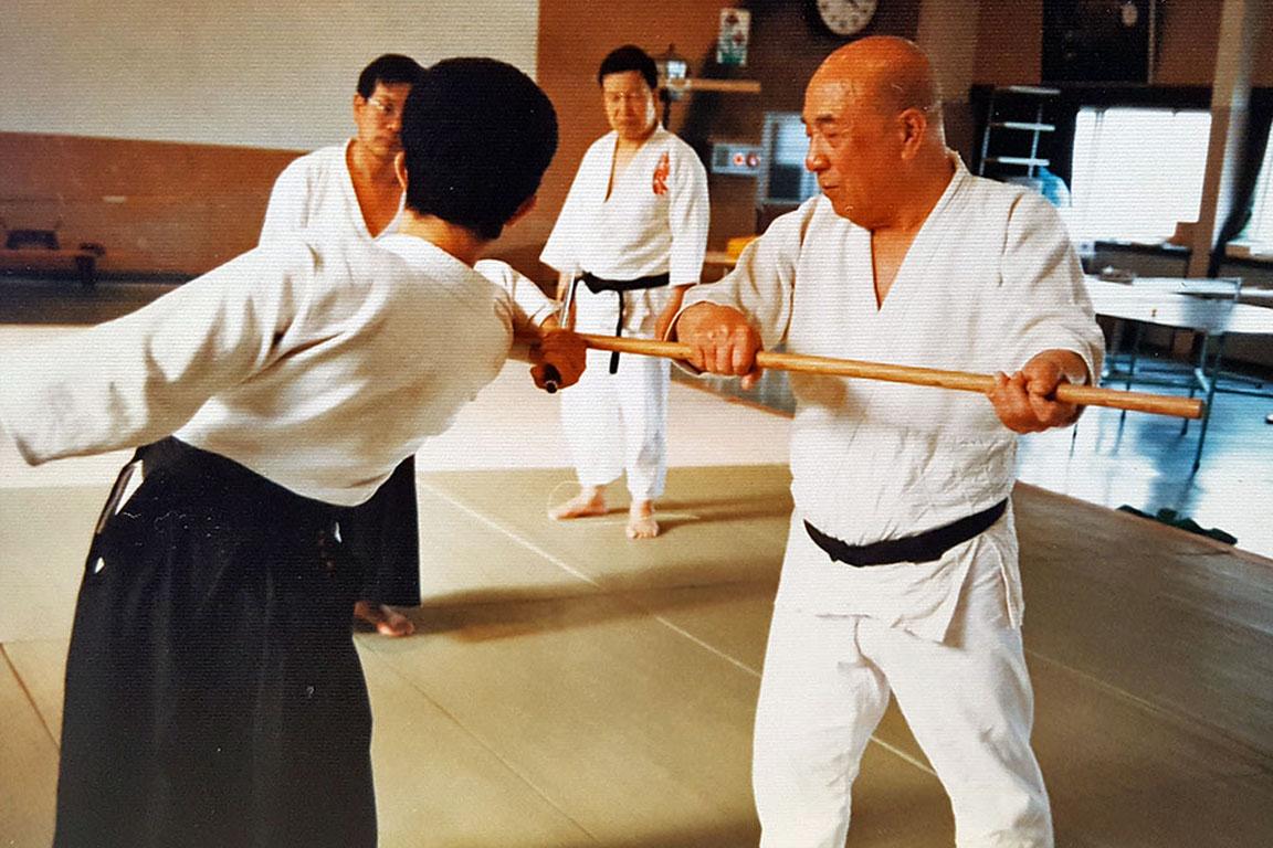 Макита Каничи и Хакару Мори Такумакай