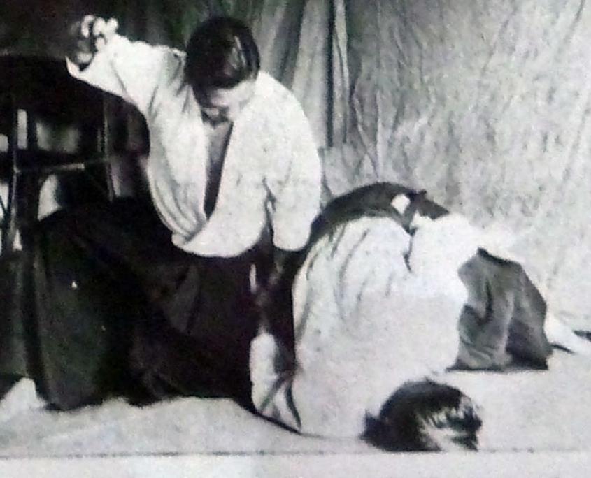 Дайто-рю Айки-дзюдзюцу Такумакай