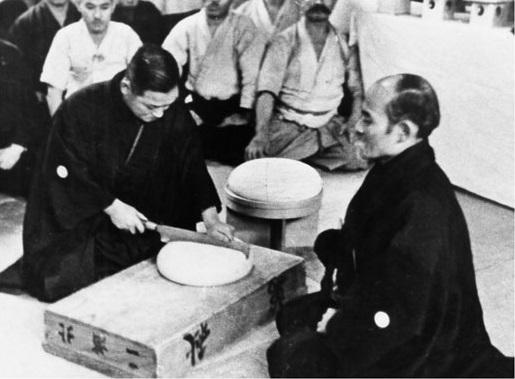 Хиса Такума и Уэсиба Морихэй