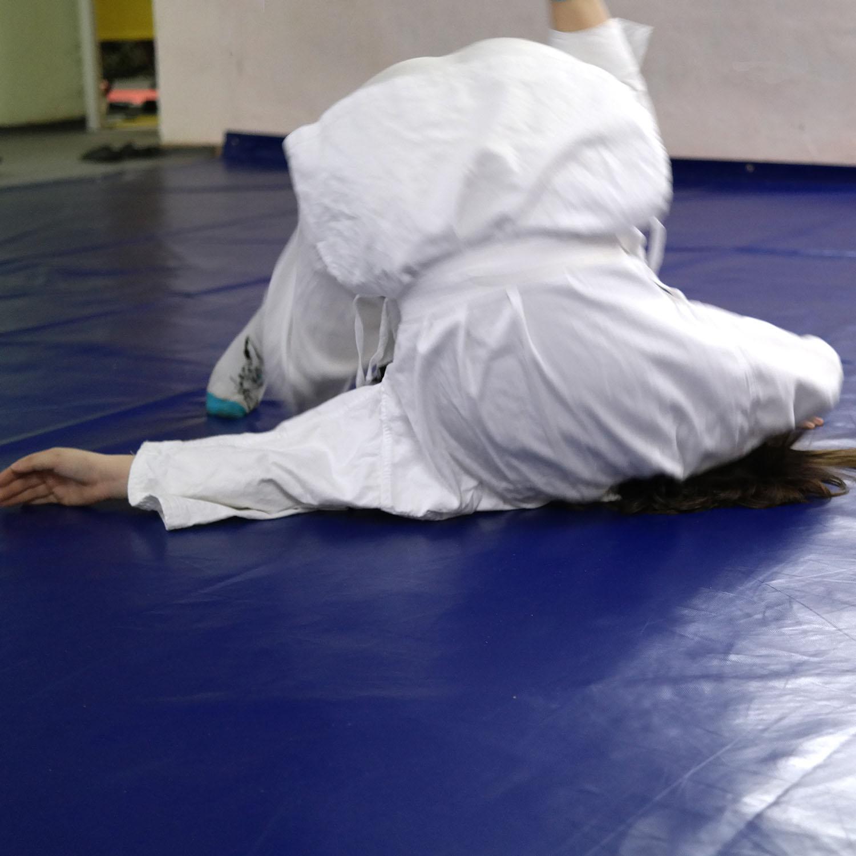 тренировка по джиу-джитсу